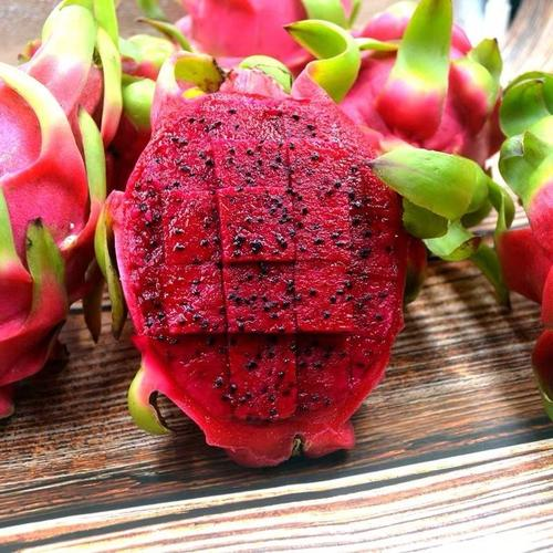 红心火龙果5斤金都蜜宝3斤当季新鲜热带水果包邮一箱