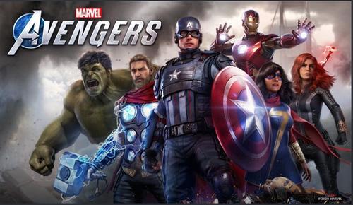 pc中文正版steam游戏 漫威复仇者联盟 marvel's avengers 国区key