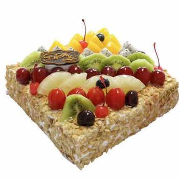 水果生日蛋糕一美好时光 6英寸