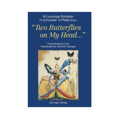 "【预订】""two butterflies on my head."""