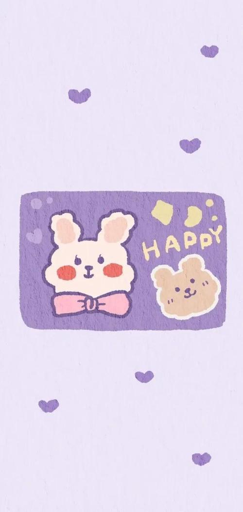 梦幻壁纸紫色