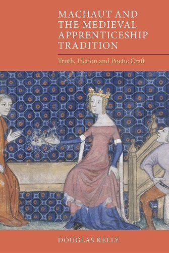 【预订】machaut and the medieval apprenticeship
