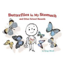 【预订】butterflies in my stomach and other